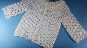 Ver más ideas sobre chambritas tejidas, ganchillo bebe, ropa tejida para bebe. Jersey Chambrita O Saco De Bebe A Crochet 2ª Parte Patrones Ropa Bebe Ganchillo Para Bebes Ganchillo Bebe