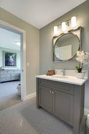 ideas bathroom tile color cream neutral: grey bathroom cabinet paint color grey bathroom cabinet paint color
