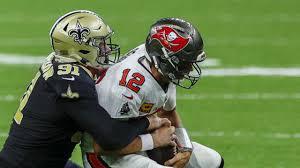 23,308 likes · 443 talking about this. Saints Vs Buccaneers Score Key Takeaways New Orleans Spoils Tom Brady S Buccaneers Debut Cbssports Com