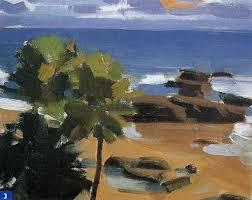 how to paint en plein air beginner landscape oil painting techniques demo 2