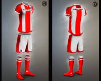 Contest Dahhan Sports Football Kit  Other Clothing Design 37 by radou1