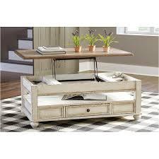 t523 9 ashley furniture realyn lift top