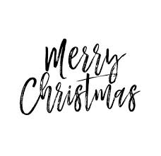 merry christmas black and white script. Perfect White Image 0 On Merry Christmas Black And White Script R