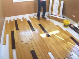 How to install bamboo flooring Arowana Bamboo Diy Network Installing Bamboo Flooring Video Diy