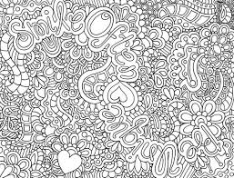 Small Picture httpcoloringscohard flower coloring pages for girls 10 and up