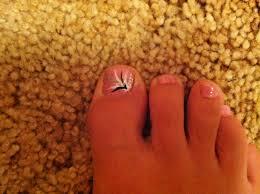 toe nail art done by me | Nails | Pinterest | Toe nail art, Toe ...