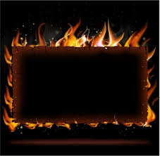 fire frame free vector 7 157