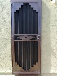 security doors at lowes.  Doors Backyards Iron Security Doors Lowes Nucleus Home Wrought  Intended At S