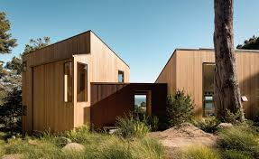 Sea Ranch Design This Sea Ranch Inspired House Is A Californian Getaway