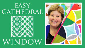 Easy Cathedral Window Quilt: Simple Quilting Tutorial with Jenny ... & Easy Cathedral Window Quilt: Simple Quilting Tutorial with Jenny Doan of  Missouri Star Quilt Co - YouTube Adamdwight.com