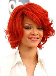 Rihanna Red Hair Color Best Rated