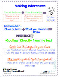 Common Core Anchor Charts Common Core Anchor Charts Student Resource Sheet Freebies