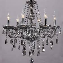 grey crystal chandelier portisheadkitchensco regarding stylish property grey crystal chandelier decor