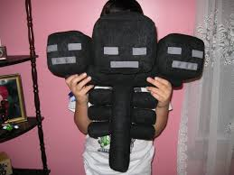 Make a Wither Plushie From Minecraft ...