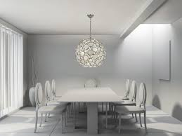 image of dining room light fixtures modern decor