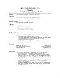 Sample Employment Resume Cashier Job Description Resume Samples For New Best Duties
