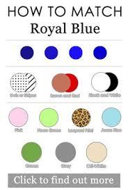 Image result for diner colors coordinate cobalt blue