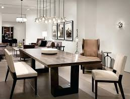 all modern dining table contemporary dining room love the modern wood dining table the chandelier lighting all modern dining table