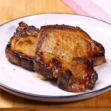 easy pan fried pork chop pagkaing