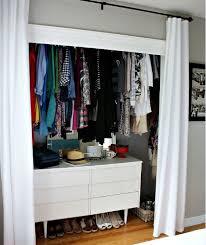 dresser inside closet ideas for small bedrooms short dresser for closet