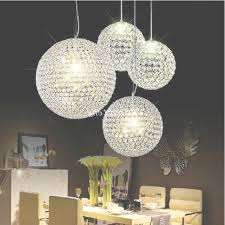 2016 new crystal round ball chandeliers led lighting indoor with regard to round chandeliers