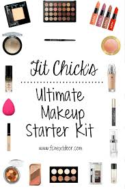 fit s ultimate makeup starter kit pin able