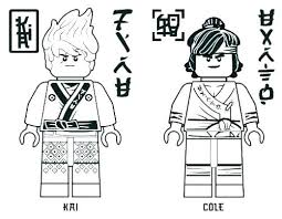Ninjago Kai Zx Coloring Pages Coloring Pages Coloring Games Coloring