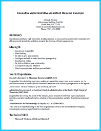 Medical Assistant Example Resume nice Sample to Make Administrative Assistant Resume resume 36