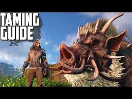 Dark And Light Taming Chart Dark And Light How To Tame Creatures Taming Guide Youtube
