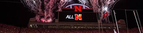 Nebraska Cornhuskers vs Northern Illinois Huskies Football [9/14 ...