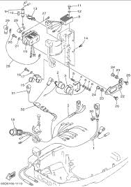 Yamaha outboard wiring harness diagram the wiring diagram wiring diagram