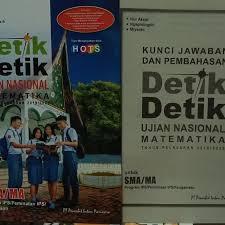 Masih ada waktu bagi kamu untuk terus belajar dan berlatih. Jual Detik Un Matematika Ips Sma 2020 Qr0490 Shopee Indonesia