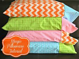Pillow Case Pattern Magnificent Decorating Ideas