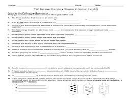 fresh worksheet writing and balancing chemical reactions