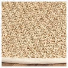 natural fiber rug naturalivory 839x839 round round natural fiber rugs australia