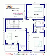 outstanding 750 sq feet house plans 16 square foot ft in tamilnadu indian plan style