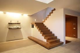 beautiful custom interior stairways. Wooden Staircase With Plaster Walls Beautiful Custom Interior Stairways