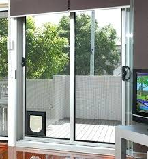 catflap door sliding glass door dog door best cat flap stuff images on regarding dog doors