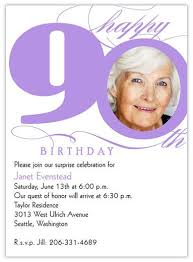 90 Birthday Party Invitations 90th Milestone Birthday 90th Birthday Parties 90 Birthday