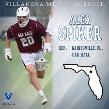 Join us in welcoming Alex Spiker to the... - Villanova Men's ...