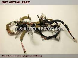 parting out 2004 lexus rx 330 stock 5109br tls auto recycling 2004 lexus rx 330 dash wire harness 82141 48461 dash panel wire harness