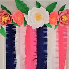Diy Paper Flower Diy Paper Flowers Craft Box Girls