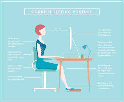 here are our top tips on how to set up your desk correctly