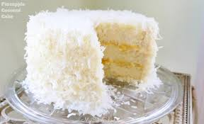 Pineapple Coconut Cake My Cake School