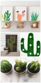 19 must have cactus home decor ideas
