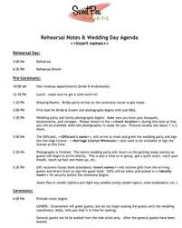 wedding day itinery stay on time on the big day planning your wedding reception