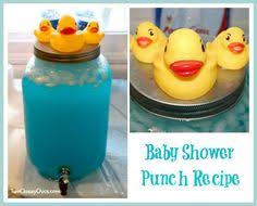 Gender Reveal Party Punch  Gender Reveal Gender And BabiesBlue Punch For Baby Boy Shower