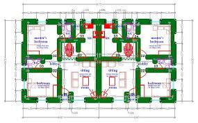 Marvelous Bedroom Semi Detached House Plans Ideas Best Idea Two