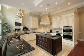 off white kitchen cabinets with dark countertops cabinet