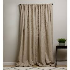 image of the linen curtain panels image